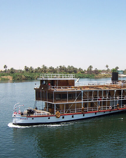 2 / The original cruise: Egypt