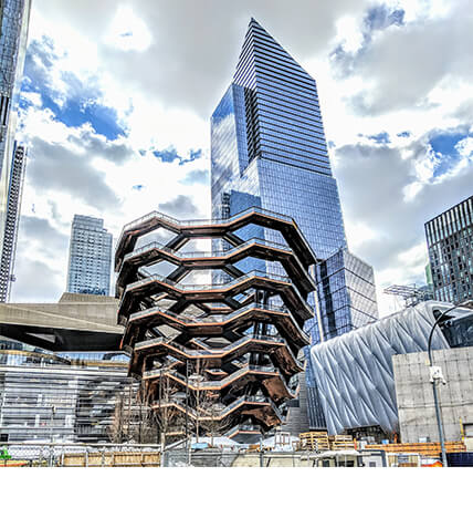 Hudson Yards james-morehead
