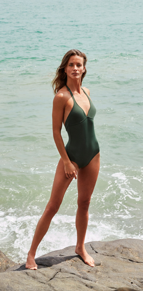 One-pieces swimwear for women Vilebrequin