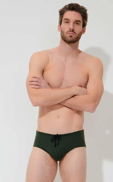 Men's swim brief