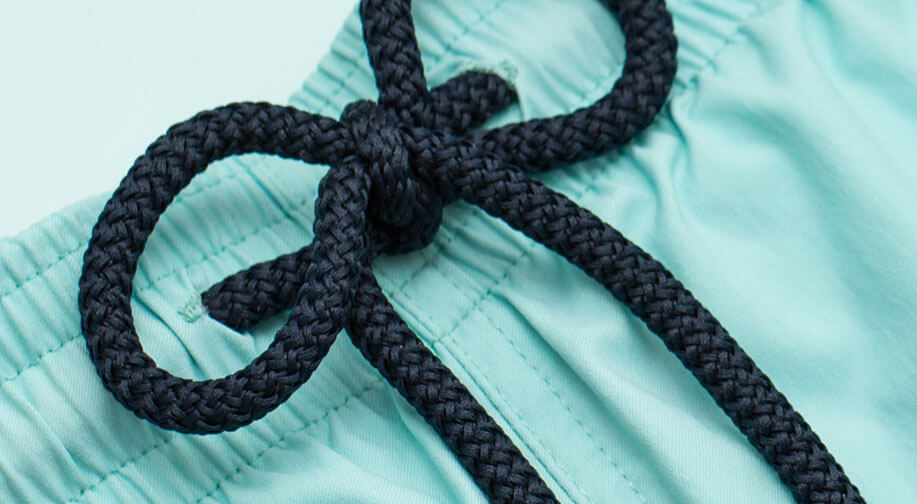 Exclusive manufacture drawstring cord