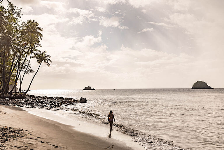 Martinique - a perfect seaside destination