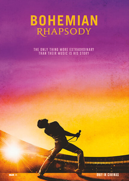 Bohemian Rhapsody, the movie