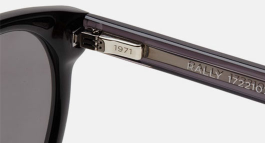 Vilebrequin Eyewear collection - Comotec hinges