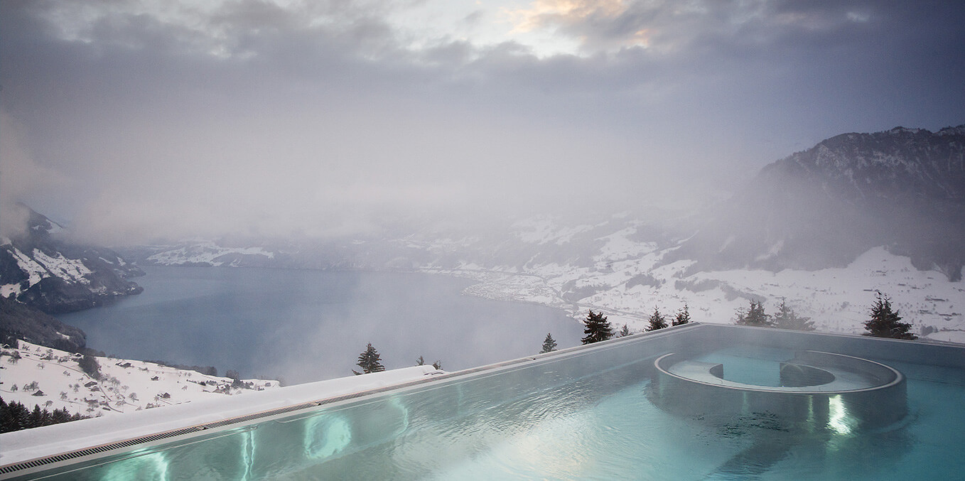 The Villa Honegg - Switzerland