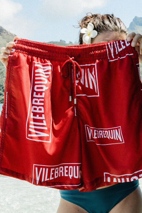 Vilebrequin supports (RED) in its fight against AIDS