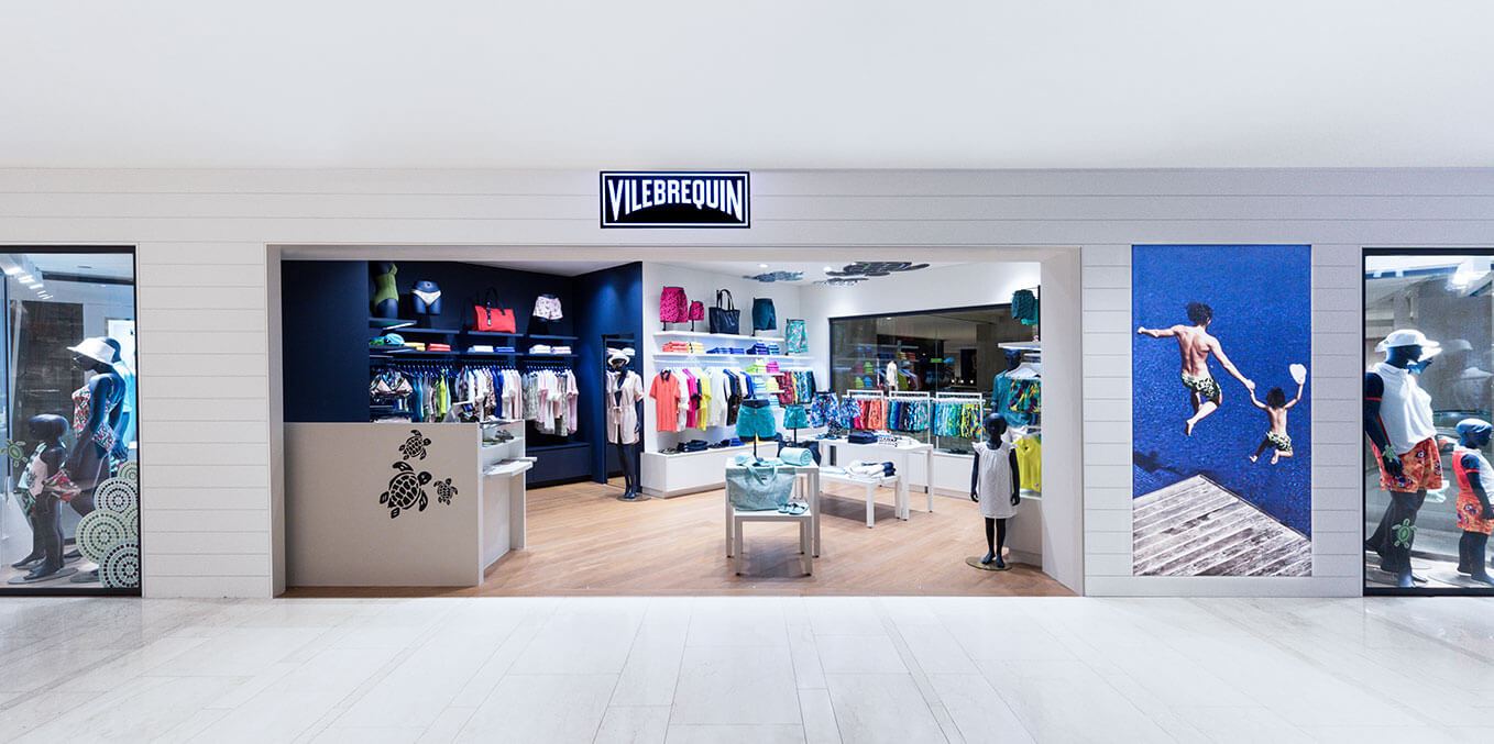 Vilebrequin Store  opening - second boutique in Singapore at Takashimaya Shopping Centre, Ngee Ann City