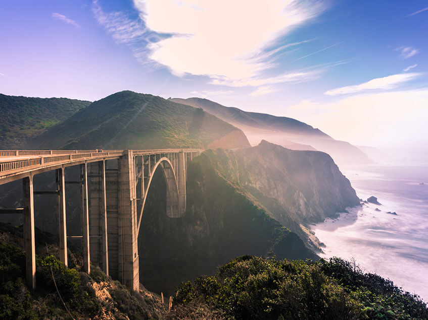 Pacific Coast Highway, California, United States