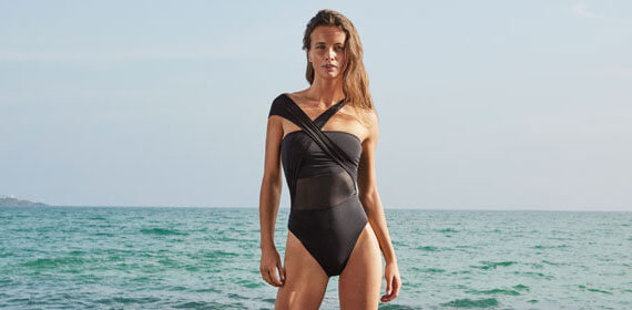 Asymmetrical Bikinis for women Vilebrequin