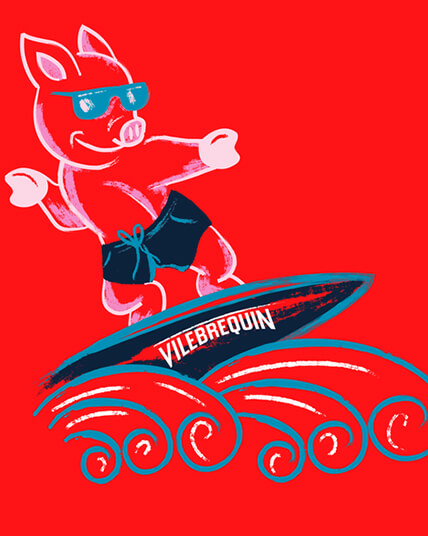 VILEBREQUIN X LUNAR NEW YEAR 2019 EDITION