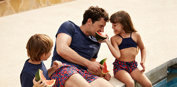 Swimwear, clothing and accessories for the whole family Vilebrequin