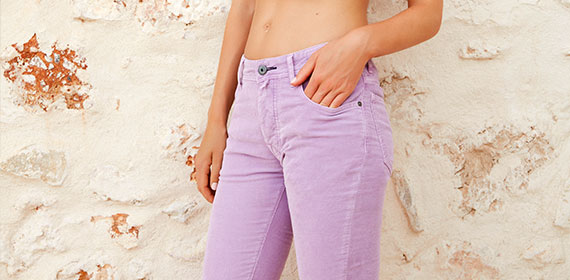 Women's Trousers Vilebrequin
