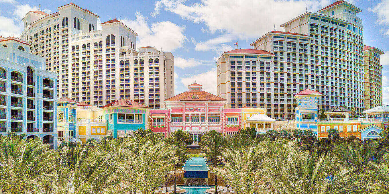 The Baha Mar resort