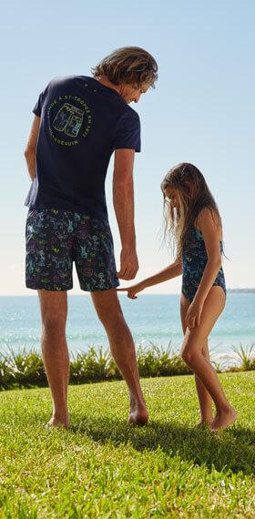 abc7b0e7f7 Swimwear for men classic style Vilebrequin