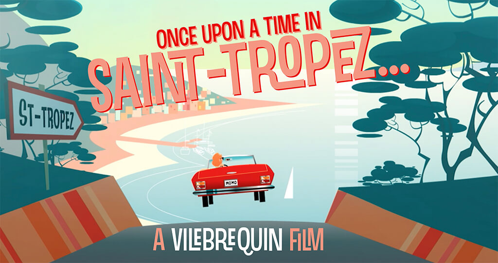 Once upon a time in Saint-Tropez, Vilebrequin Story