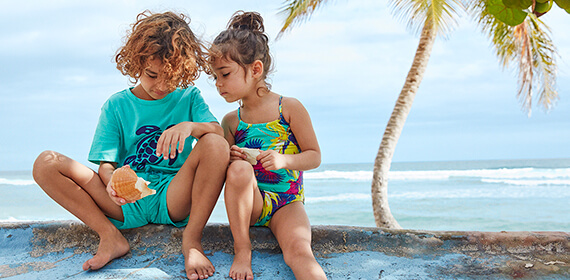 New Swimwear for kids, clothing, accessories Vilebrequin