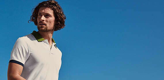 Polo for men Vilebrequin, cotton or linen polo