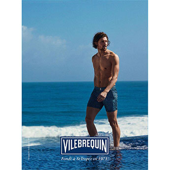 thefashionisto Wouter Peelen connects with Vilebrequin