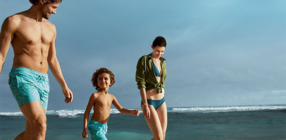 Swimwear for the family, clothing, accessories Vilebrequin