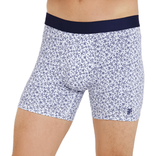 Men Others Printed - Turtles Boxer, White supp1