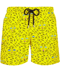 Men Classic Printed - Men Swimwear Bengale Tigers, Safran front