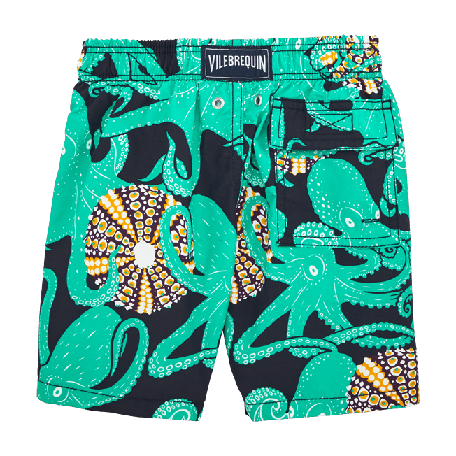 Vilebrequin - Octopussy et Coquillages Swim Shorts - 2
