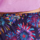 Women Others Printed - Women Swim Short Fireworks, Navy supp2