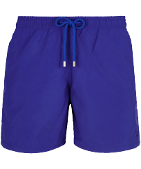 Men Classic Magic - Men Swim Trunks Water-reactive Crabs, Royal blue front