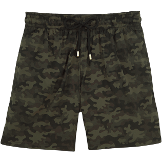 Men Classic / Moorea Printed - Web Exclusive - The Rake - Limited Edition, Khaki front