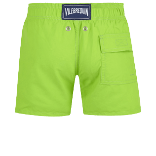 Boys Others Magical - Boys Swim Trunks Water-reactive Fun & Sun Turtles, Wasabi back