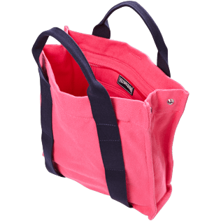 Others Solid - Cotton Beach Backpack Solid, Gooseberry red supp2