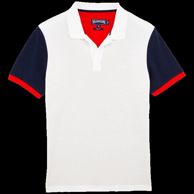 Vilebrequin - Polo en Piqué de Coton Homme Multicolore - 1