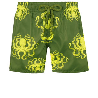 Boys Others Printed - Boys Swimwear Ultra léger et pliable Poulpes, Sycamore front