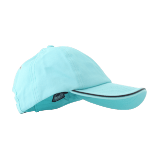 Others Solid - Kids Cap Solid, Aquamarine front