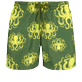 Men Ultra-light classique Printed - Men Swimtrunks Ultra-light and packable Poulpes, Sycamore front