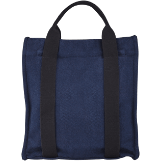 Others Solid - Cotton Beach Backpack Solid, Navy front