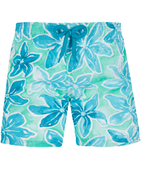 Boys Others Printed - Boys Swim Trunks Ultra-light and packable 1993 Raiatea, Cardamom front