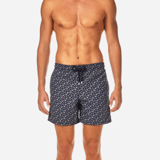 Men Classic Printed - Micro Ronde des Tortues Swim shorts, Navy supp1