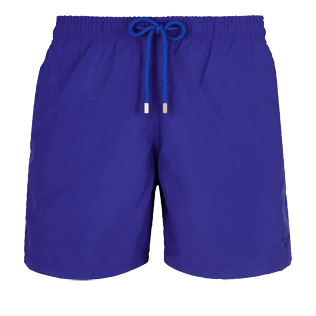 Men Classic Magique - Men Swimtrunks Water-reactive Crabs, Royal blue front