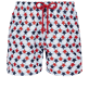 Men Embroidered Embroidered - Men Swim Trunks Embroidered - Limited Edition, Sky blue front