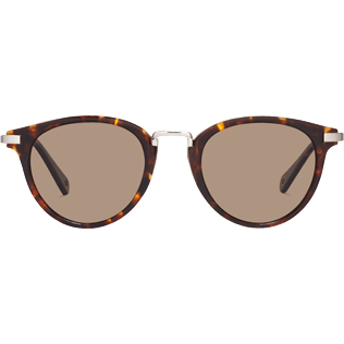 Sunglasses Solid - Polarised Brown Sunglasses, Brown front