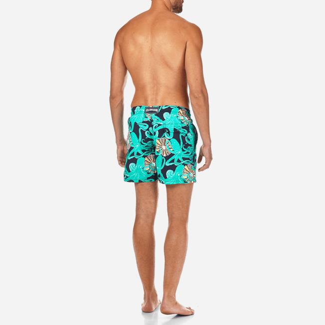 Vilebrequin - Bañador con estampado Octopussy et Coquillages - 4