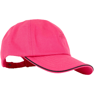 Others Solid - Kids Cap Solid, Gooseberry red front