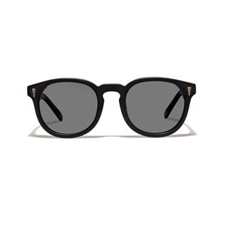 Others Solid - Unisex Sunglasses Bond Black, Midnight blue front
