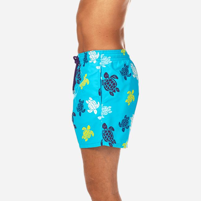 Vilebrequin - Bañador con estampado Tortues Multicolores - 7