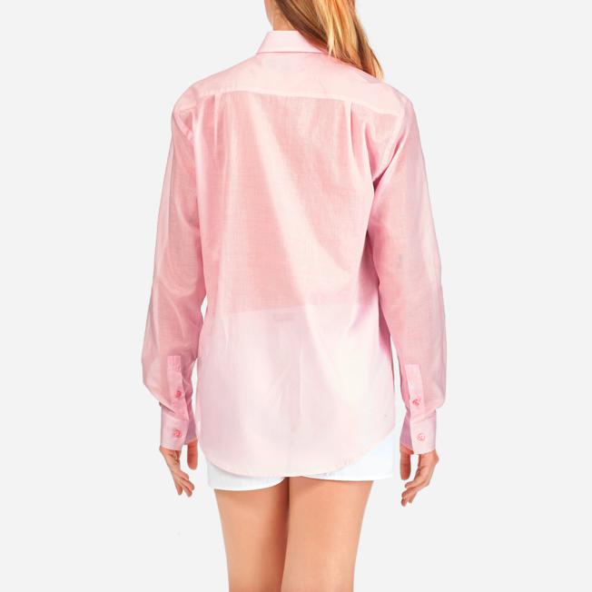 Vilebrequin - Unisex Cotton Shirt Solid - 11