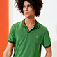 Men Others Solid - Men Cotton Polo Shirt Solid, Pepper supp2