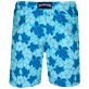Men Long classic Printed - Men Swim Trunks Long Stretch Tortues Hawaï - Web Exclusive, Celestial back
