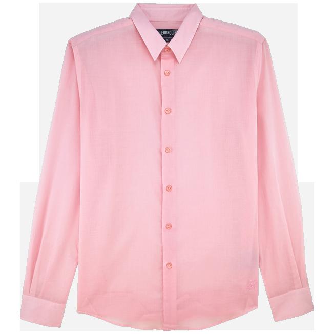 Vilebrequin - Unisex Cotton Shirt Solid - 1