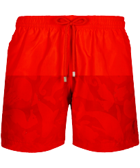 Men Classic Magic - Men Swim Trunks 1999 Focus Water-reactive, Poppy red front